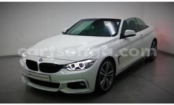 Buy Used BMW 3–Series White Car in Manzini in Manzini