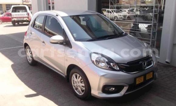 Buy Used Honda Brio Silver Car in Manzini in Manzini