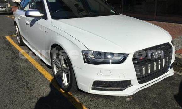 Buy Used Audi S4 White Car in Matsapha in Manzini