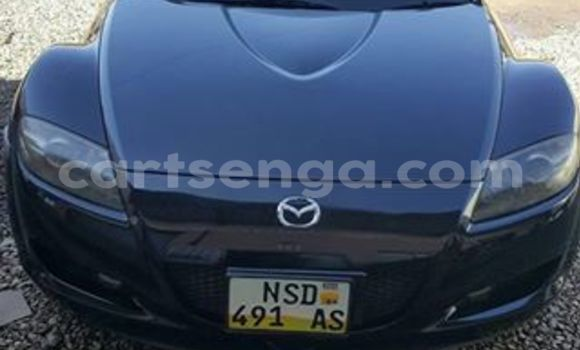 Buy Mazda RX-8 Black Car in Manzini in Swaziland