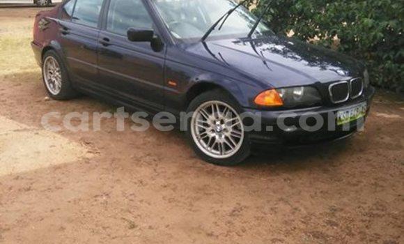 Buy Used BMW 3-Series Black Car in Manzini in Swaziland