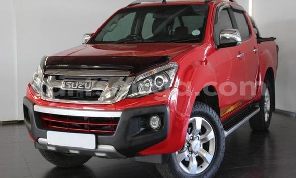 Buy Used Isuzu KB Red Car in Manzini in Manzini