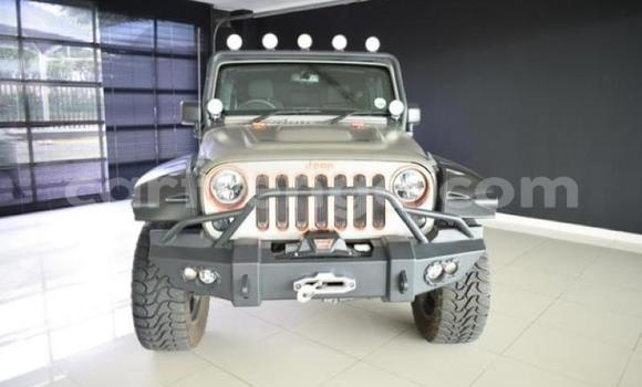 Buy Used Jeep Wrangler Silver Car in Big Bend in Lubombo District