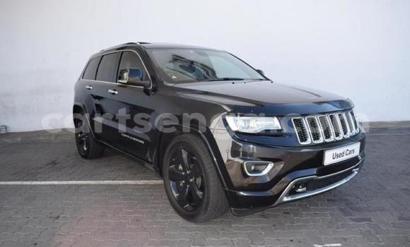 Buy Used Jeep Grand Cherokee Black Car in Big Bend in Lubombo District