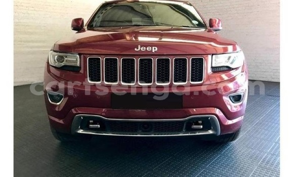 Buy Used Jeep Grand Cherokee Red Car in Big Bend in Lubombo District