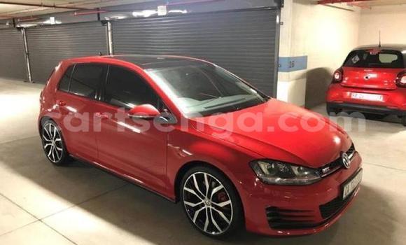 Acheter Occasion Voiture Volkswagen Golf R Rouge à Manzini, Manzini
