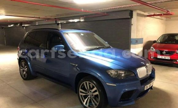 Buy Used BMW X5 Blue Car in Mbabane in Manzini