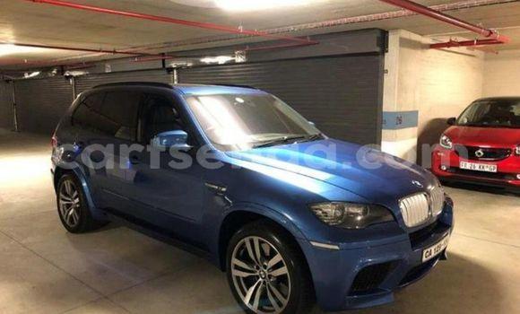 Nunua Ilio tumika BMW X5 Blue Gari ndani ya Mbabane nchini Manzini