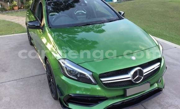 Buy Used Mercedes‒Benz A–Class Green Car in Mbabane in Manzini