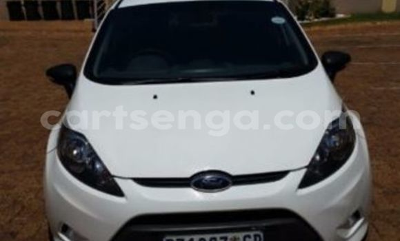 Buy New Ford Fiesta White Car in Manzini in Swaziland
