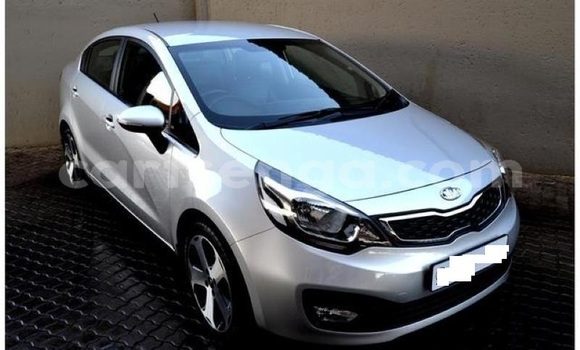 Buy Used Kia Rio Silver Car in Manzini in Manzini
