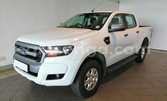 Buy Used Ford Ranger White Car in Mbabane in Manzini