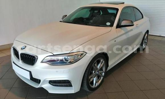 Buy Used BMW 2er White Car in Bhunya in Manzini