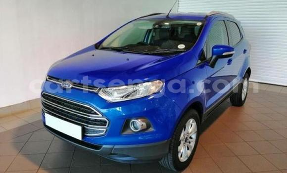 Buy Used Ford EcoSport Blue Car in Ezulwini in Hhohho