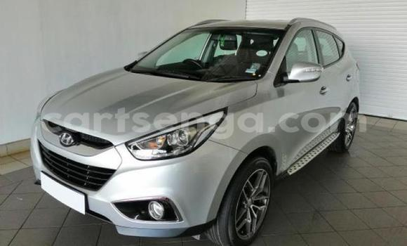 Buy Used Hyundai ix35 Silver Car in Hlatikulu in Shiselweni District