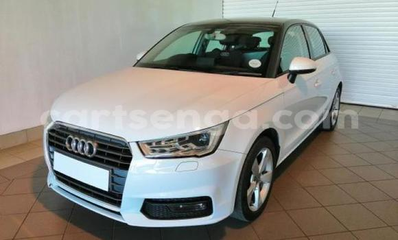 Buy Used Audi A1 White Car in Hluti in Shiselweni District