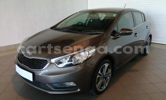 Buy Used Kia Cerato Silver Car in Kubuta in Shiselweni District