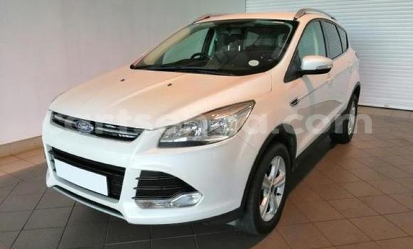 Buy Used Ford Kuga White Car in Kubuta in Shiselweni District