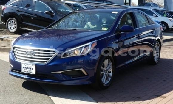 Buy Used Hyundai Sonata Blue Car in Lobamba in Manzini