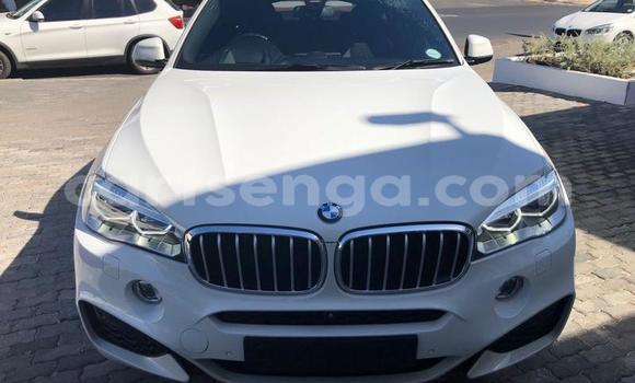 Buy Used BMW X6 White Car in Lobamba in Manzini