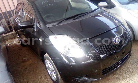 Buy Used Toyota Vitz Black Car in Manzini in Swaziland