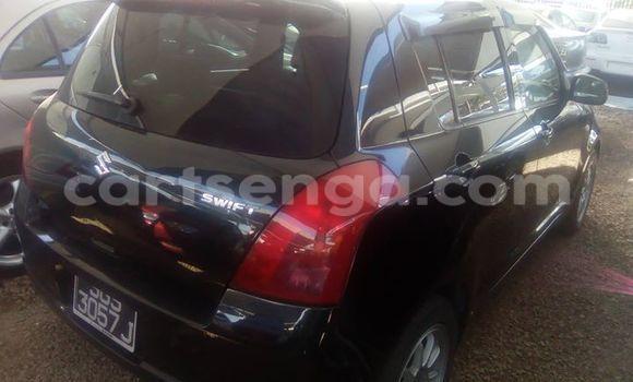 Buy Used Suzuki Swift Black Car in Manzini in Swaziland