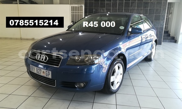 Buy Used Audi A3 Blue Car in Manzini in Manzini