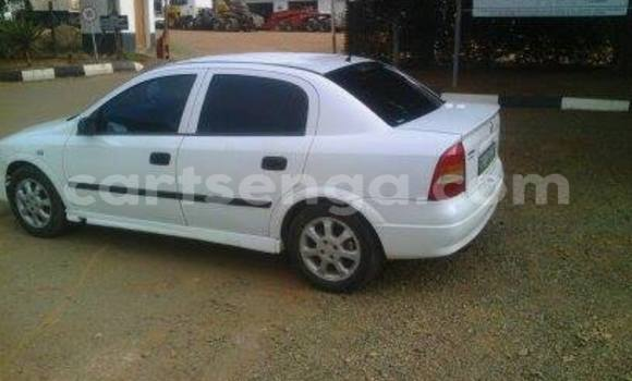 Buy Used Opel Astra White Car in Manzini in Swaziland