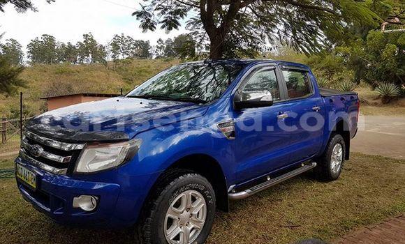 Buy Used Ford Ranger Blue Car in Manzini in Swaziland