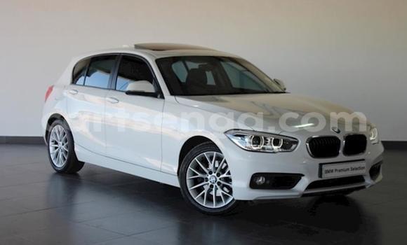 Acheter Occasion Voiture BMW 1–Series Blanc à Manzini, Manzini