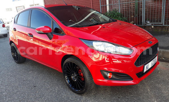 Acheter Occasion Voiture Ford Fiesta Rouge à Mbabane, Manzini