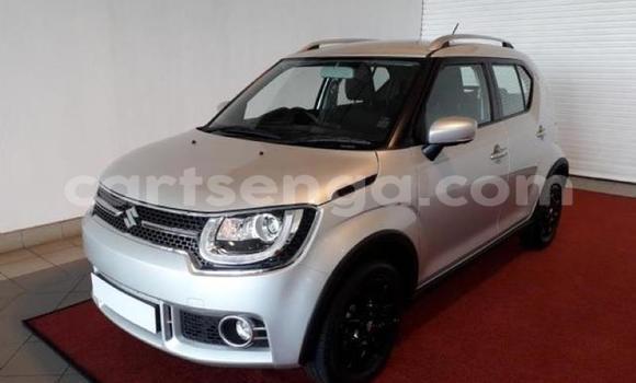 Buy Used Suzuki Ignis Silver Car in Manzini in Manzini