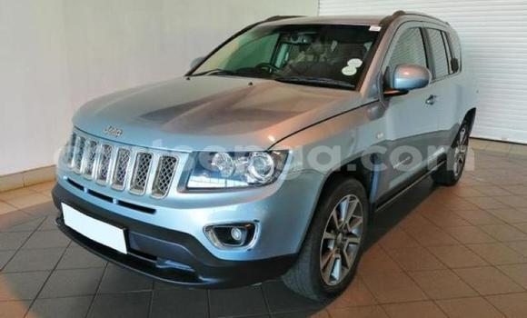 Buy Used Jeep Compass Silver Car in Mhlambanyatsi in Manzini