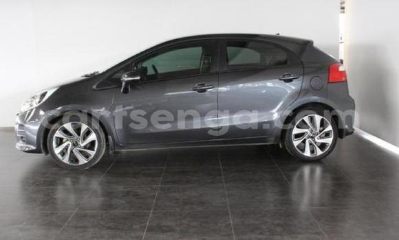 Buy Used Kia Rio Black Car in Mbabane in Manzini