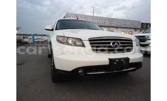 Buy Import Infiniti FX White Car in Import - Dubai in Hhohho