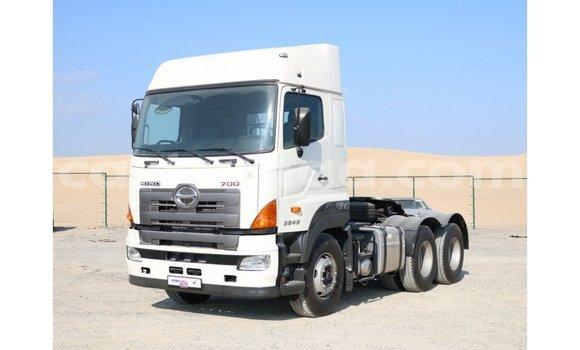 Buy Import Hino 300 Series White Truck in Import - Dubai in Hhohho
