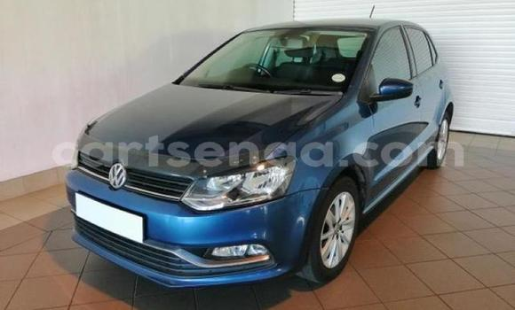 Buy Used Volkswagen Polo Blue Car in Ngomane in Lubombo District