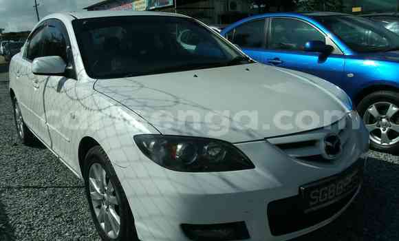 Buy New Mazda 323 White Car in Manzini in Swaziland