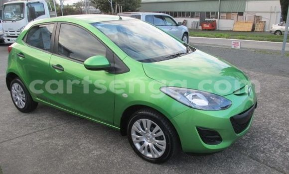 Buy Mazda 2 Green Car in Mbabane in Swaziland