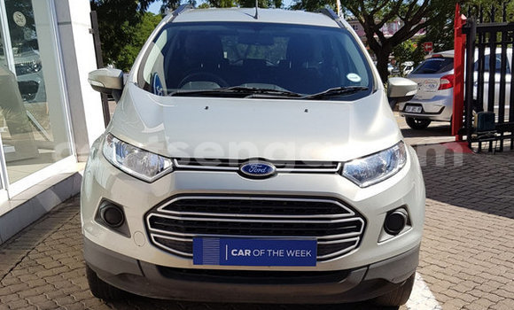 Buy Used Ford EcoSport Silver Car in Bhunya in Manzini