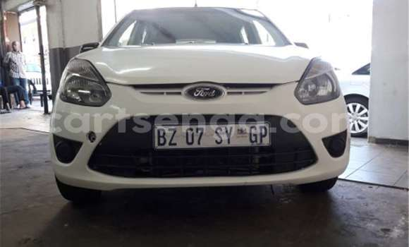 Buy Used Ford Focus White Car in Hluti in Shiselweni District
