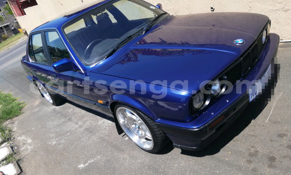 Buy Used BMW 315 Blue Car in Manzini in Manzini