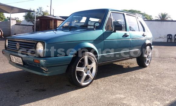 Buy Used Volkswagen Golf Blue Car in Mhlambanyatsi in Manzini