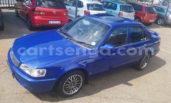 Buy Used Toyota Hilux Blue Car in Malkerns in Manzini