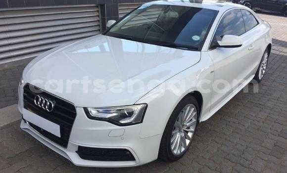 Buy Used Audi A5 White Car in Manzini in Manzini