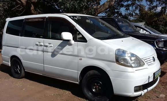 Buy Nissan Serena White Car in Manzini in Swaziland