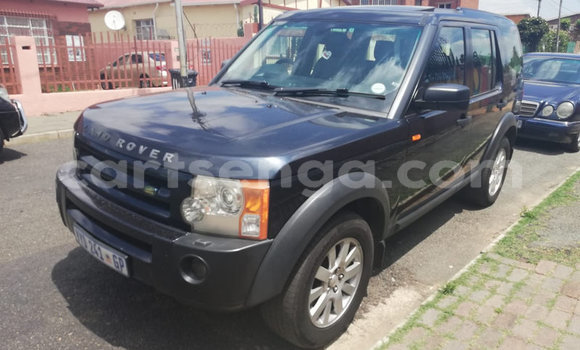 Buy Used Land Rover Discovery Black Car in Mbabane in Manzini