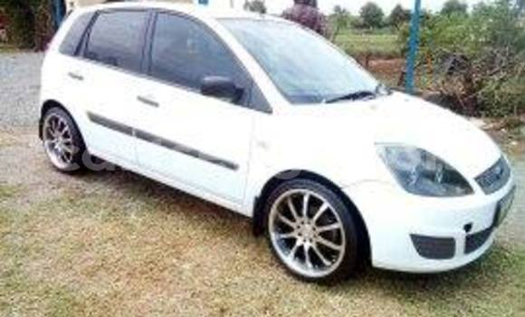 Buy Used Ford Fiesta White Car in Manzini in Swaziland