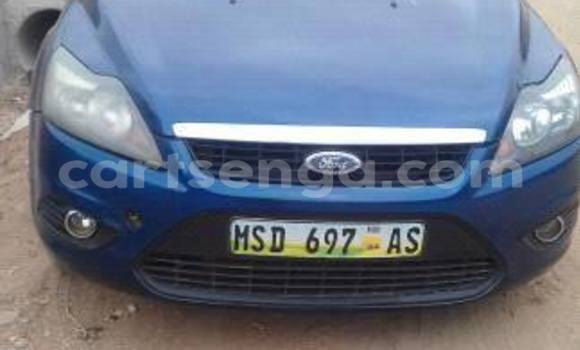 Buy Ford Focus Blue Car in Manzini in Swaziland