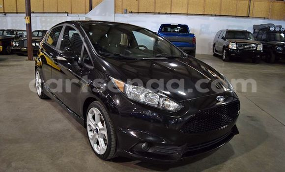 Buy Used Ford Fiesta ST Black Car in Kubuta in Shiselweni District